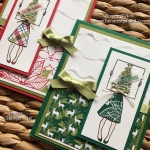 Merry Christmas with Hand Delivered Stamp Set