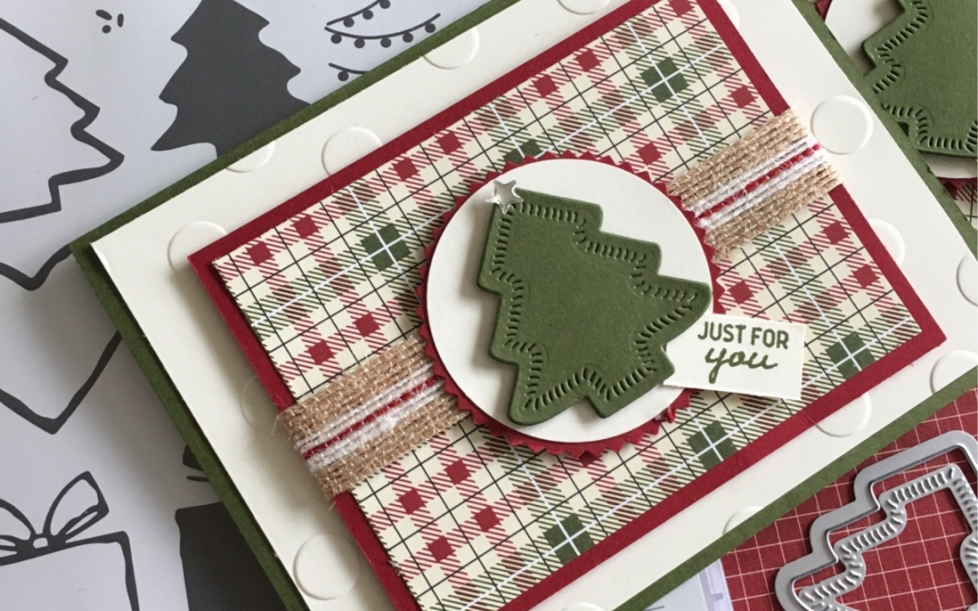 Holiday Card Club featuring Festive Farmhouse Designer Series Paper