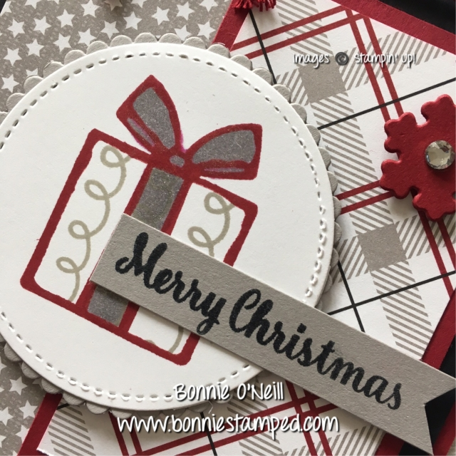 #nothingsweeter, #bundle, #bonniestamped, #stampinup, #christmasclub