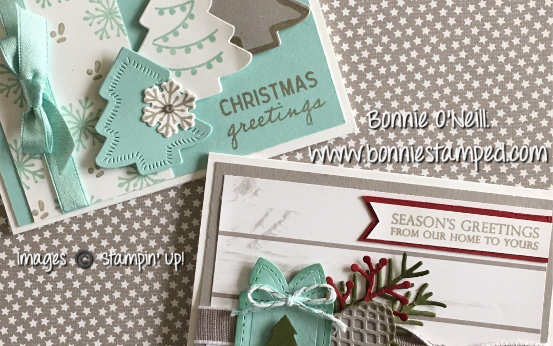Note Cards featuring the Nothing Sweeter Bundle