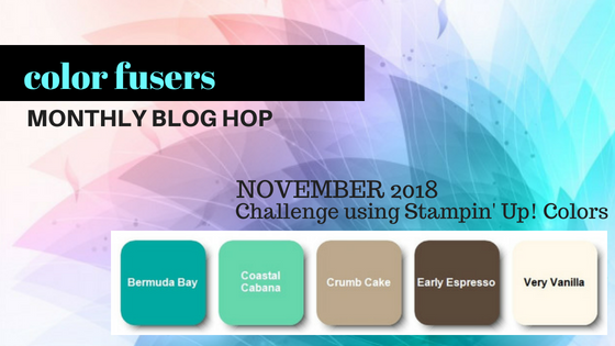 #colorfusersbloghop #bonniestamped