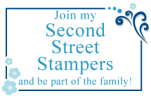 #jointhefun #bonniestamped #secondstreetstampers