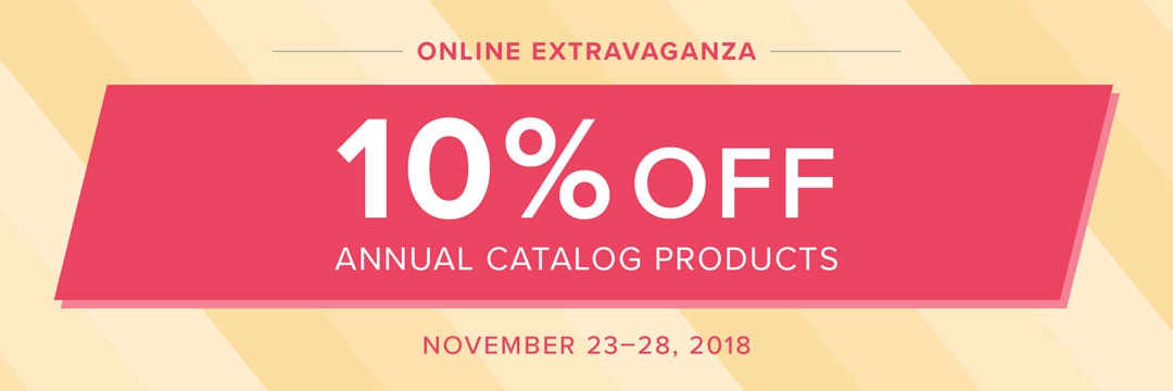 Online Extravaganza is here!!!!