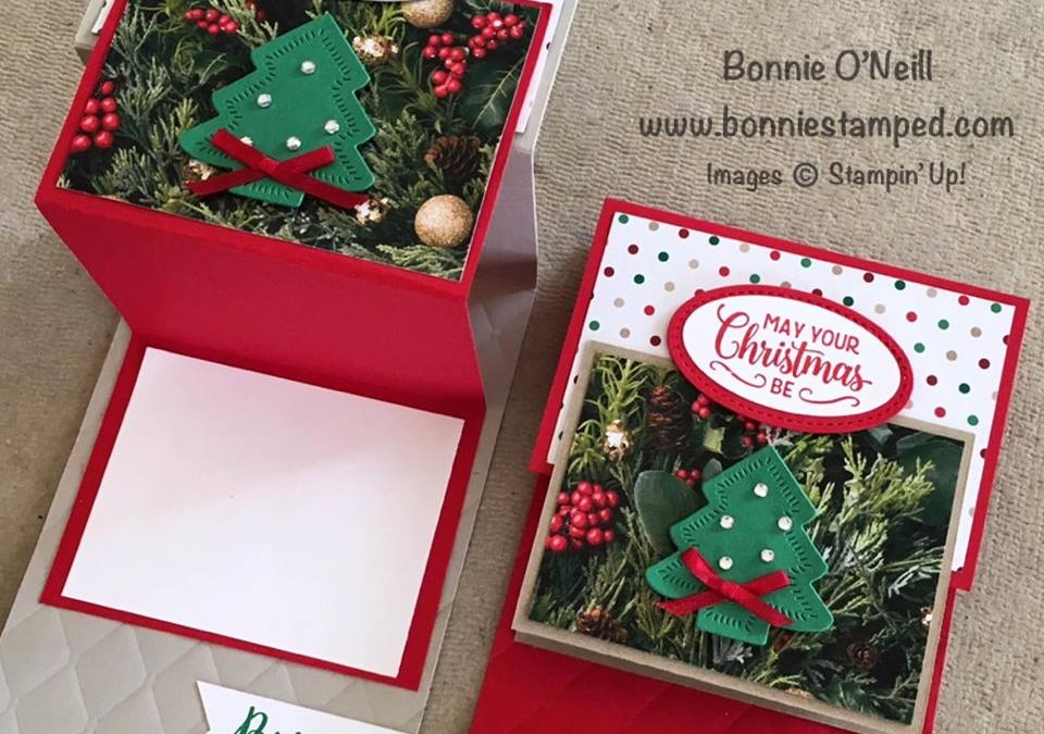 Making Christmas Bright Card #2
