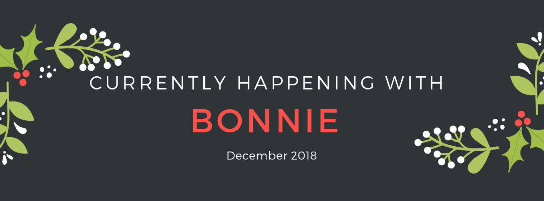 12/31: Currently Happening with Bonnie