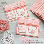 Meant to Be Bundle Valentine Card