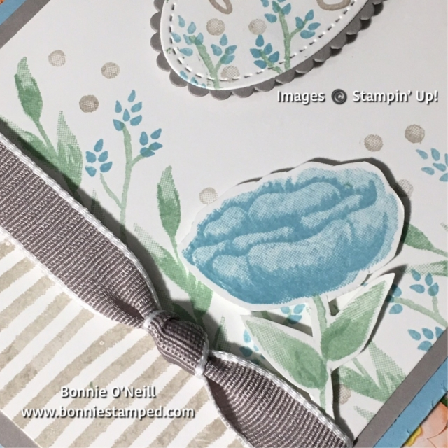 #bonniestamped #stampinup #incrediblelikeyou
