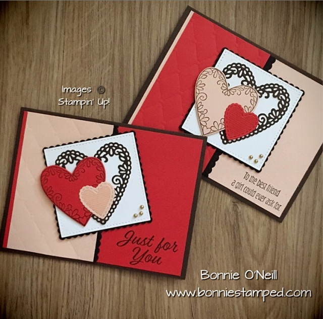 #colorfusersbloghop #stampinup #bonniestamped #meanttobe #bundle