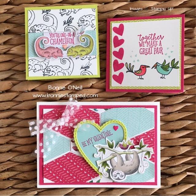 #paperpumpkin #bonniestamped #valentinesday