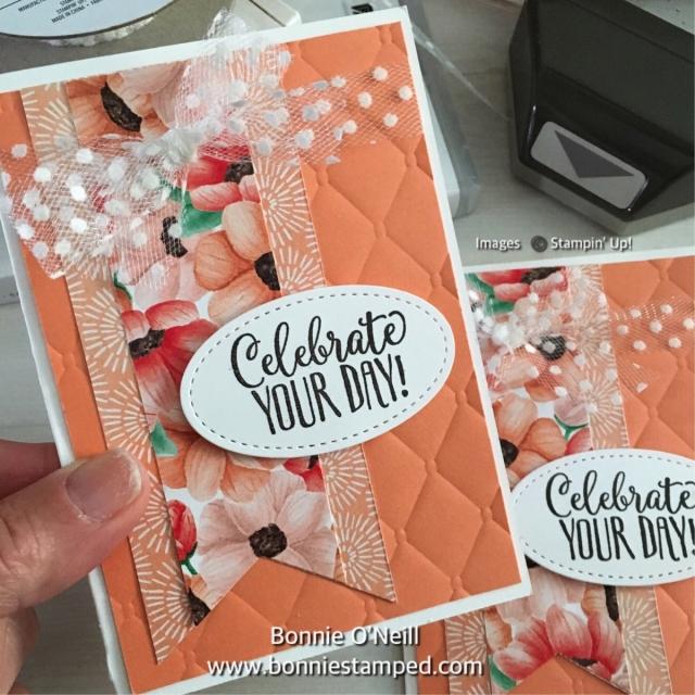 #notecard #paintedseasonsdesignerseiespaper #bonniestamped