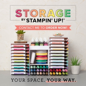 #storage #bonniestamped #stampinup