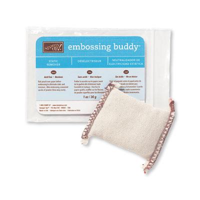 #embossingbuddy #stampinup