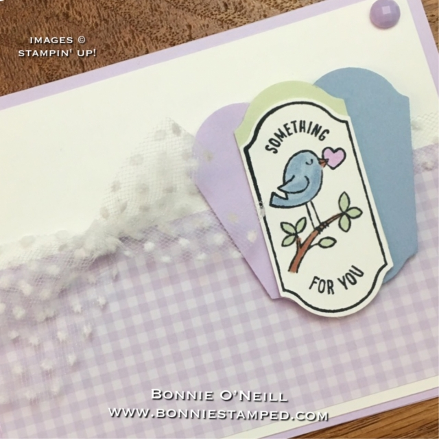 Color Fusers Blog Hop July 2019 - card #1