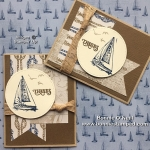 Sailing Home Stamp Set Delivers