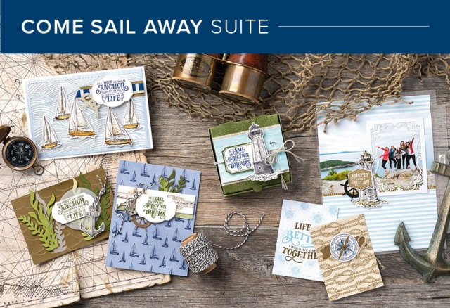 Come Sail Away Product Suite