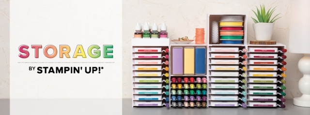 Storage by Stampin' Up! is here!