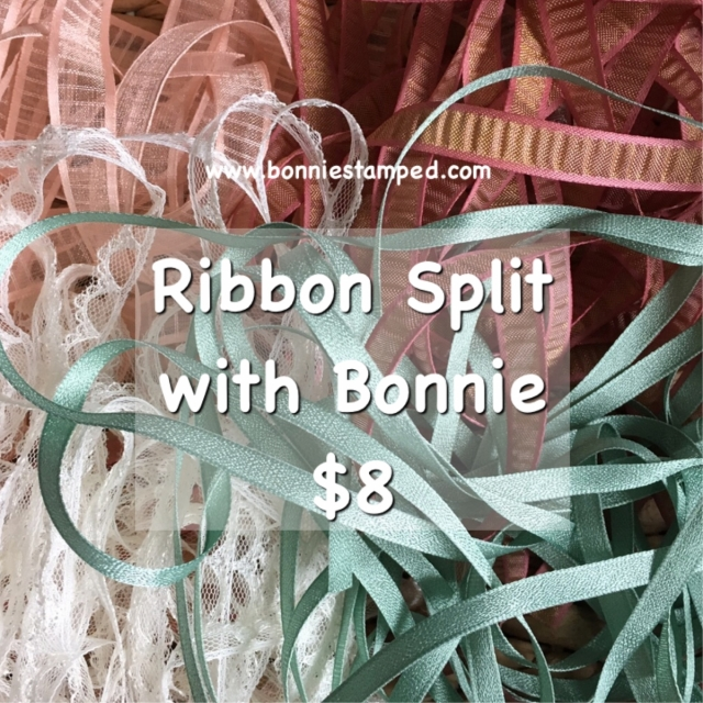 Ribbon Split #2 with Bonnie