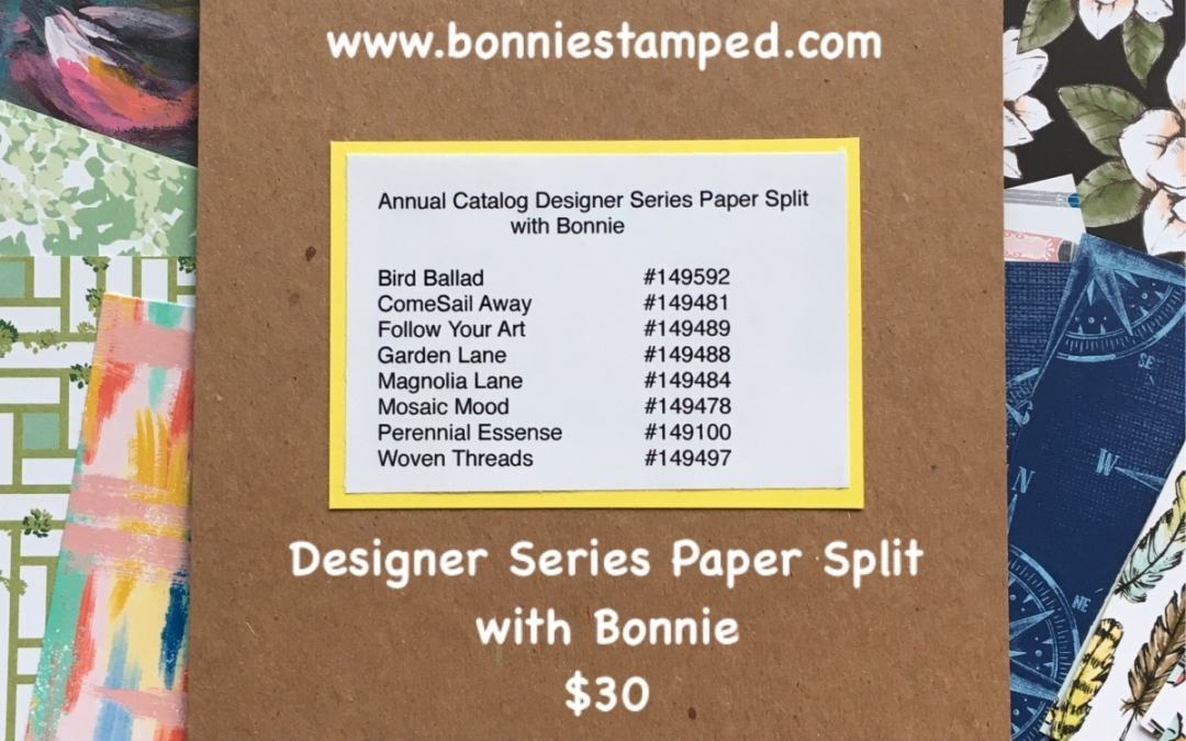Product Splits with Bonnie