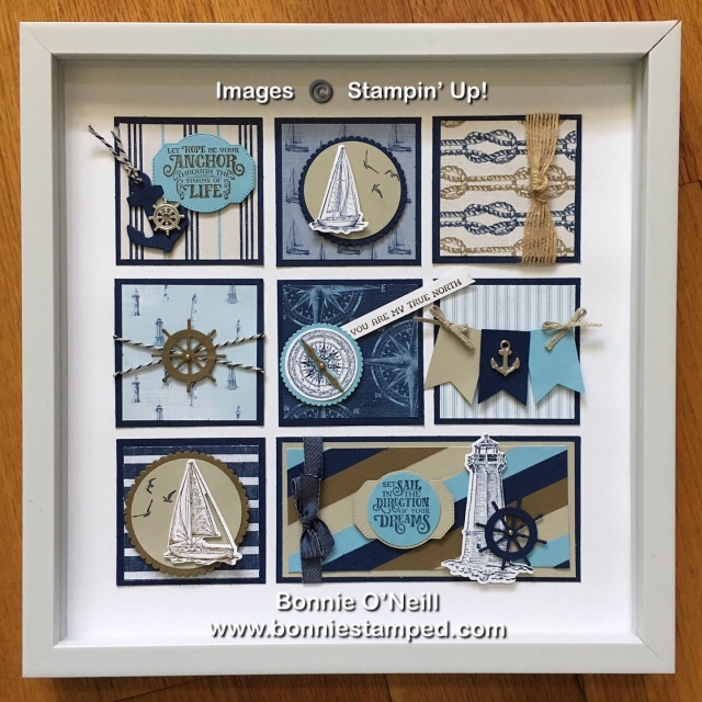Come Sail Away Framed Art