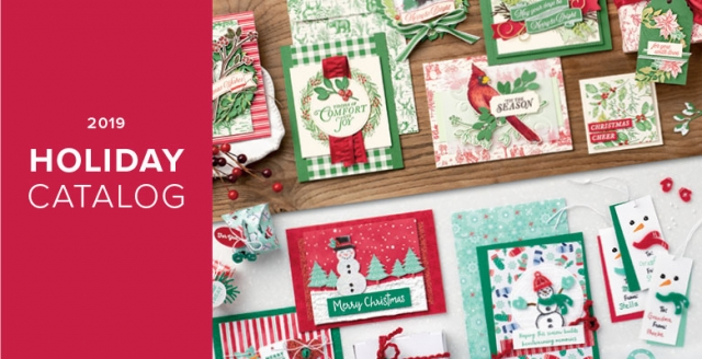 Holiday Catalog 2019 - Stampin' Up!
