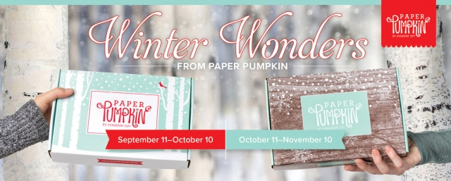 Paper Pumpkin - October/November 2019