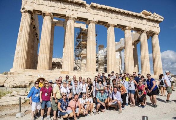 Greek Isles Incentive Trip