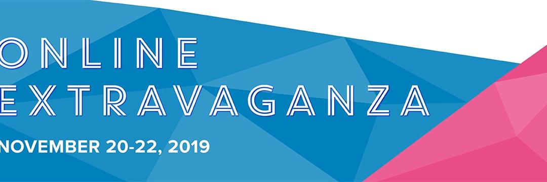 OnLine Extravaganza Starts TODAY!!