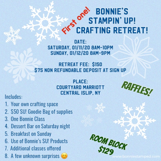 Bonnie's Crafting Retreat