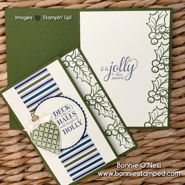 November Holiday Card Club Card #1