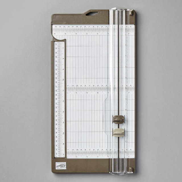 new paper trimmer