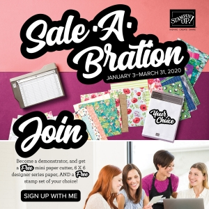 Sale-a-bration 2020 JOIN