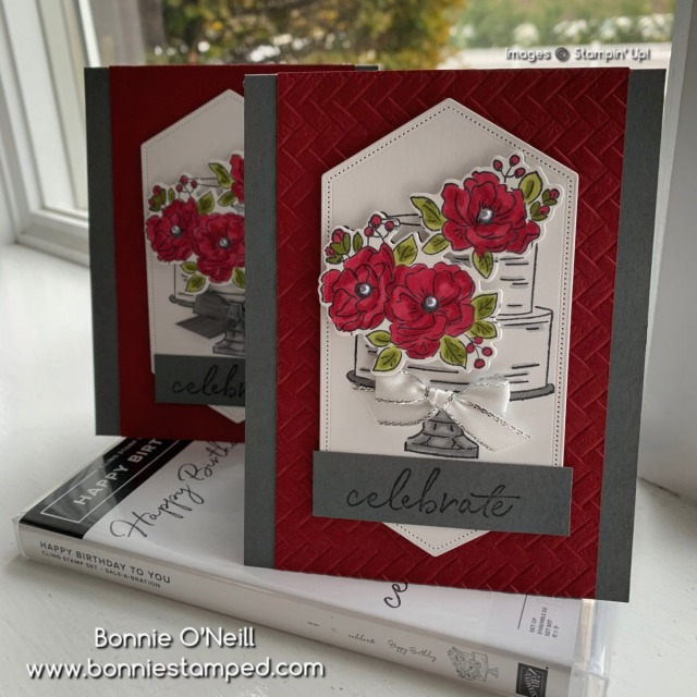 Sale-a-bration Card Club February 2020
