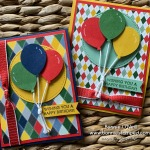 Happy Birthday with Country Club Designer Series Paper