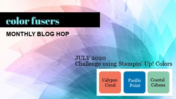 Color Fuser Blog Hop July 2020